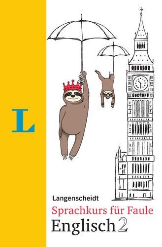 Langenscheidt Sprachkurs für Faule Englisch 2 - Buch und MP3-Download