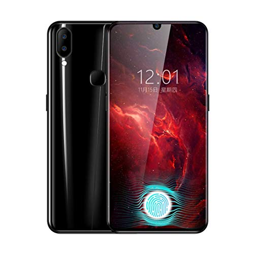 VCB X23 Dual SIM 6,3 Zoll 4G ROM + 32G RAM 12MP Octa-Core für Android Phone?- schwarz (CN 4G + 32G) - 4 Gb-4g Microsd