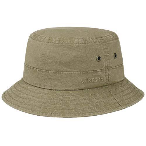 Stetson Reston Cappello da Pescatore Donna Uomo  7e8284153a55