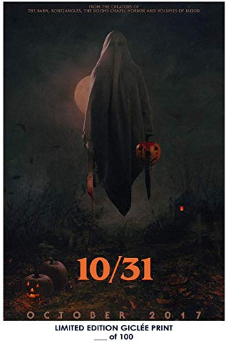 Lost Poster Rare Poster Dick 10/31Horror Film 2017Nachdruck # 'D/100. 12x 18Series 4