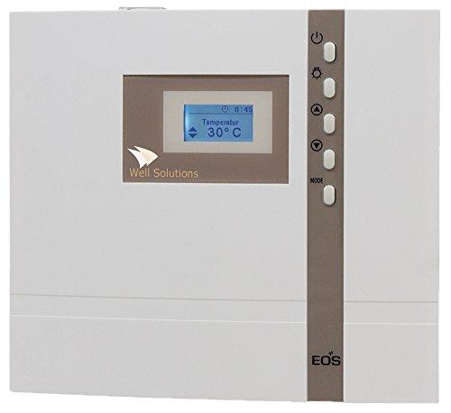 Well Solutions Design Sauna Steuerung Premium D1 Made in Germany für Saunaofen bis 9 kW