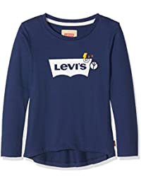 Levi's Ls Tee Cher, T-Shirt Fille