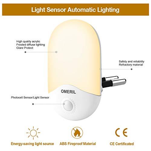 Zoom IMG-2 luce notturna led omeril 2