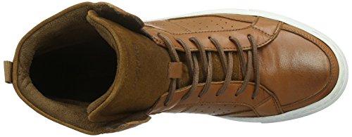Dockers by Gerli 39po004-102470, Baskets Basses Homme Marron - Braun (Cognac 470)