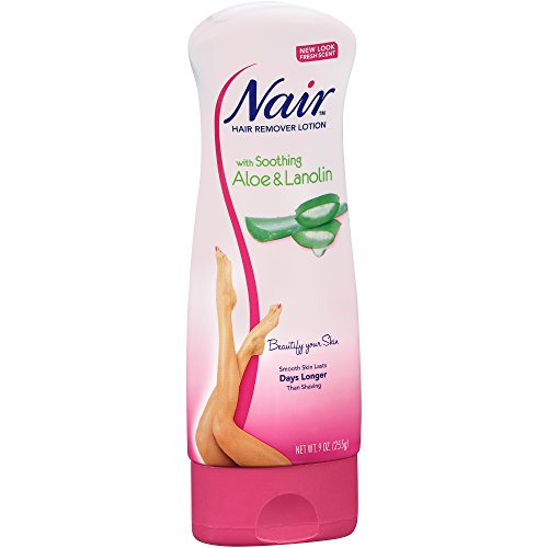 Nair Lotion With Aloe And Lanolin 9 oz