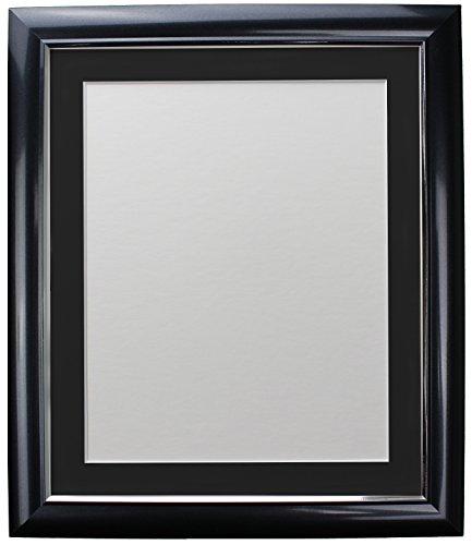 Frames by Post Soda Foto Poster Rahmen, Plastik, anthrazit, 30 x 24 Image Size 24 x 18 Inch -