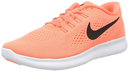 Nike Damen 831509-802 Trail Runnins Sneakers Orange (Bright Mango orange/Black Sunset Glow)