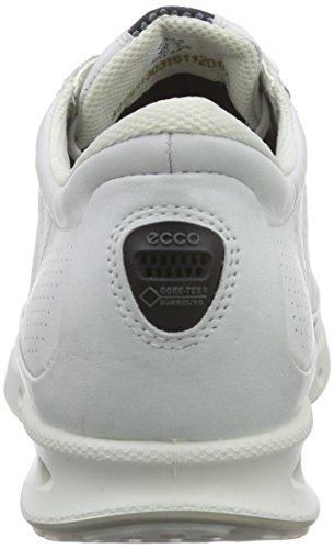 ECCO Cool, Scarpe da Ginnastica Basse Donna Bianco (White)