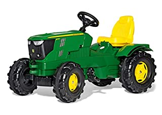 Rolly Toys 601066 - Traktor / rollyFarmtrac John Deere 6210R (für Kinder im Alter von 3 - 8 Jahre, Front- und Heckkupplung) (B0072633JK) | Amazon price tracker / tracking, Amazon price history charts, Amazon price watches, Amazon price drop alerts