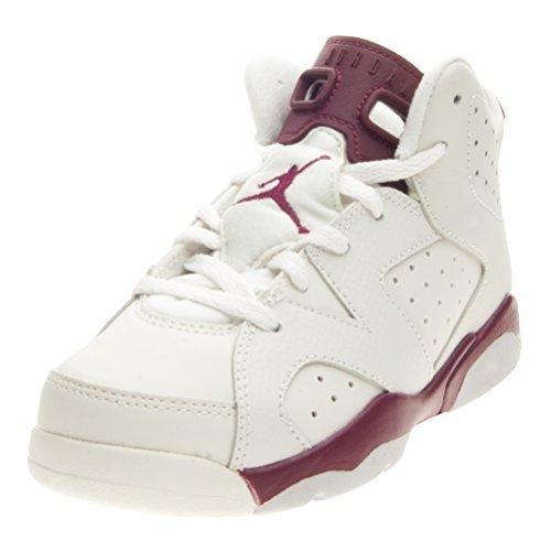 Scarpe Nike Jordan 6 Retro Bp Ragazzo Taglia 28.5 Eu Codice 384666-116