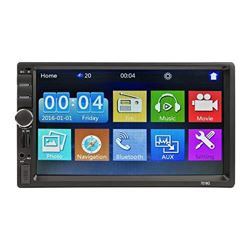 7018G Voiture FM Radio Lecteur Multimédia GPS Navigation 7\