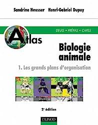 Atlas de biologie animale, tome 1 : Les grands plans d'organisation