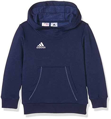 adidas Jungen Kapuzenpulli Core 15 Hoody Youth Dark Blue/White