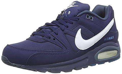 Nike Herren Air Max Command Sneakers, Blau (Midnight Navy/White-Sqdrn Blue 419), 44.5 EU
