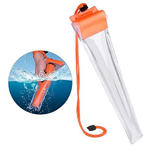 Longruner Pin Pointer Metal Detector Metalldetektor Scannen Schatzsuche Unear Thing Tool Wasserdichte Waterproof Hülle GKS06 -