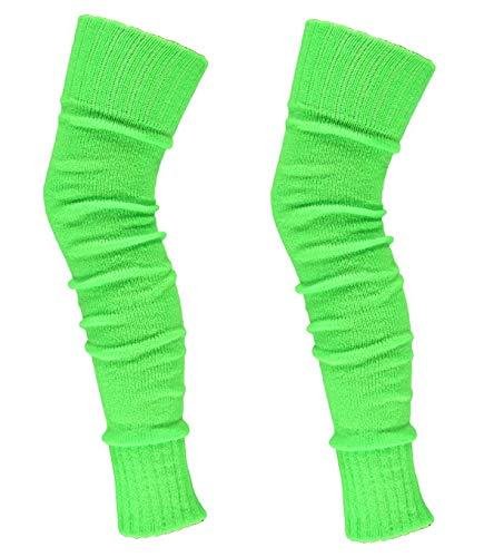 Krautwear Calentadores de piernas para mujer