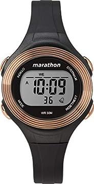 Timex Womens Quartz Watch, Digital Display and Resin Strap - TW5M32800