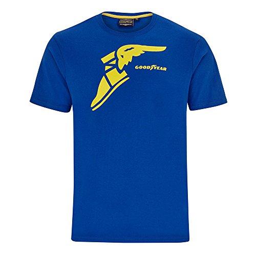 goodyear-fashion-herren-gastonia-t-shirt-majestic-blue-l