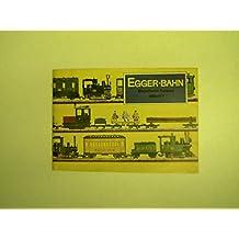 Egger-Bahn, Modellbahn-Katalog, 1966/67