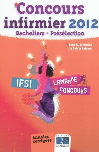 concours-infirmier-2012-bacheliers-prselection