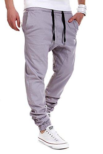 Minetom Hombres de Ocio de Moda de Verano Ropa Pantalones de Jogging Casual  Ocio Deporte Pantalones 3d6a27380710