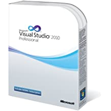 Microsoft Visual Studio 2010 Professional with MSDN Essentials (PC)