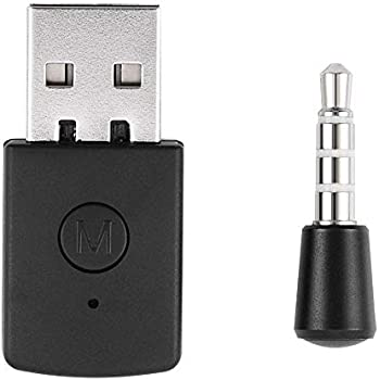 MagiDeal USB 2.0 Bluetooth V4.0 Dongle for Headset: Amazon