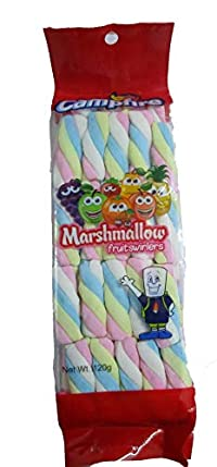 Watheen Campfire Marshmallow FRUITSWILERS 120 GM (Pack of 2)