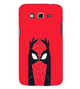 Ebby Premium 3d Desinger Printed Back Case Cover For Samsung Grand Max / Grand 3 (Premium Desinger Case)