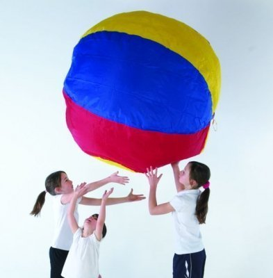 Kids Outdoor Play Area Fun Toy Giant Colourful Air Filled Floating Ball Shape