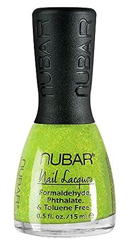 Nubar Mode Nagellack lemon lime crush, 1er Pack (1 x 15 ml)