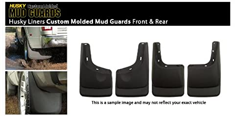 06–10Hummer H3Husky maßgearbeitetem Spritzschutz Schmutzfänger–vorne und hinten