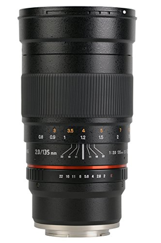 Samyang 135mm F2.0 Objektiv Sony E