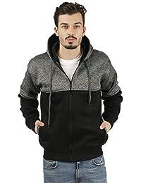 fanideaz Men's Poly Cotton Hooded Sweatshirt