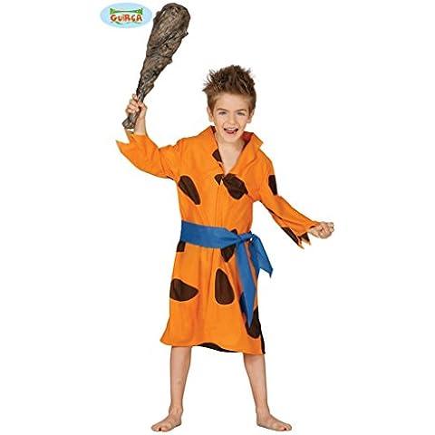 Disfraz de Pedro Picapiedra infantil 3-4 años