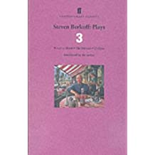 """Steven Berkoff Plays 3: """"Ritual in Blood"""", """"Impressions of a Crucifixion"""", """"Oedipus"""" v. 3 (Faber Contemporary Classics)"""