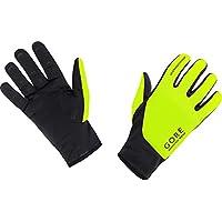 Gore Running Wear Soft Shell Essential - Guantes para hombre,  Amarillo  (Jaune - neon yellow/black) talla 6