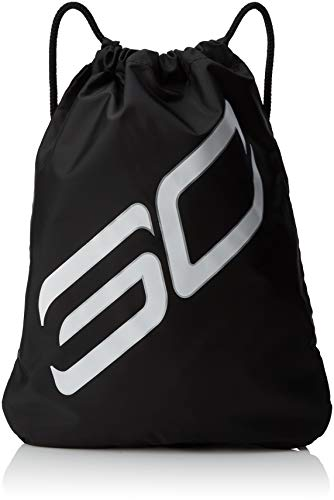 Under Armour Sc30 Ozsee Sackpack Bolsa de Equipaje, Unisex Adulto, Negro, Talla...