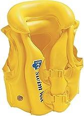 krioz Delux Yellow Swimming Vest Life Jacket