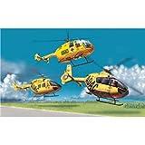 Revell 04441 - ADAC Helicopter-Set / Bo105 , Bk117, - Maßstab 1:32