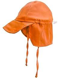 Lamdoo - Sombrero de Verano para Niños y Niñas con Protección UV para la  Playa a39dcfa221c