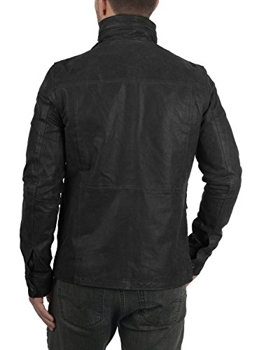 SOLID Lash Lederjacke, Größe:XL;Farbe:Black (9000) - 5