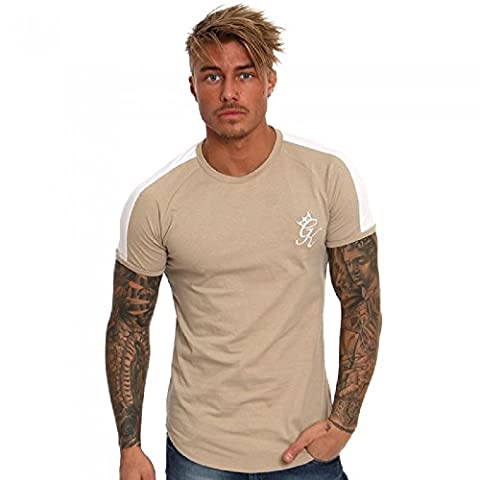 Gym King Homme T-shirts de sport Mens T Shirt Retro