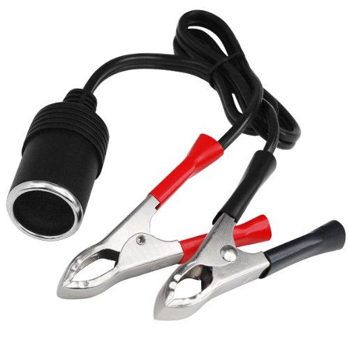 trixes-car-battery-clipon-cigarette-lighter-socket-adaptor-12v