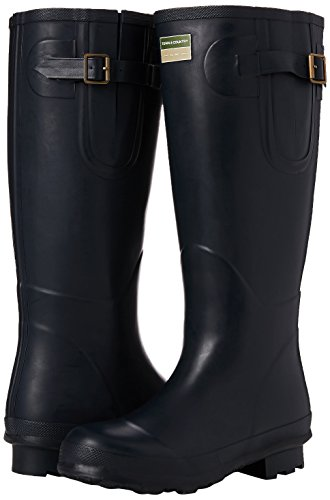 Town & Country TFW2539 The Bosworth Wellington Boots Navy UK Size 3 5