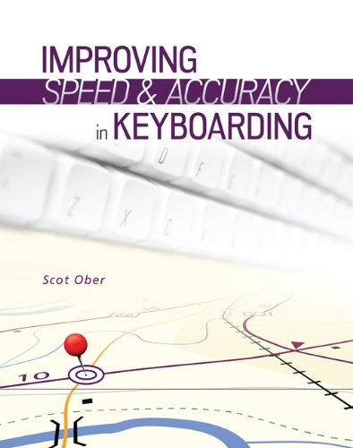 Improving Speed and Accuracy in Keyboarding with Software Registration Card