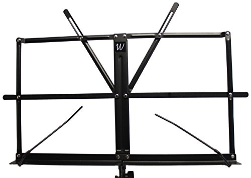 Windsor Music Stand With Bag – Black