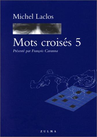 Mots croisés, numéro 5
