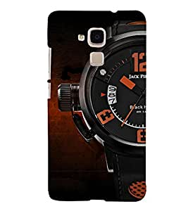 A2ZXSERIES Cool Watches Back Case Cover for Huawei Honor 7 Lite, Huawei GT3