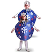 Amazones Disfraz De Bola De Navidad - Como-hacer-disfraces-de-navidad